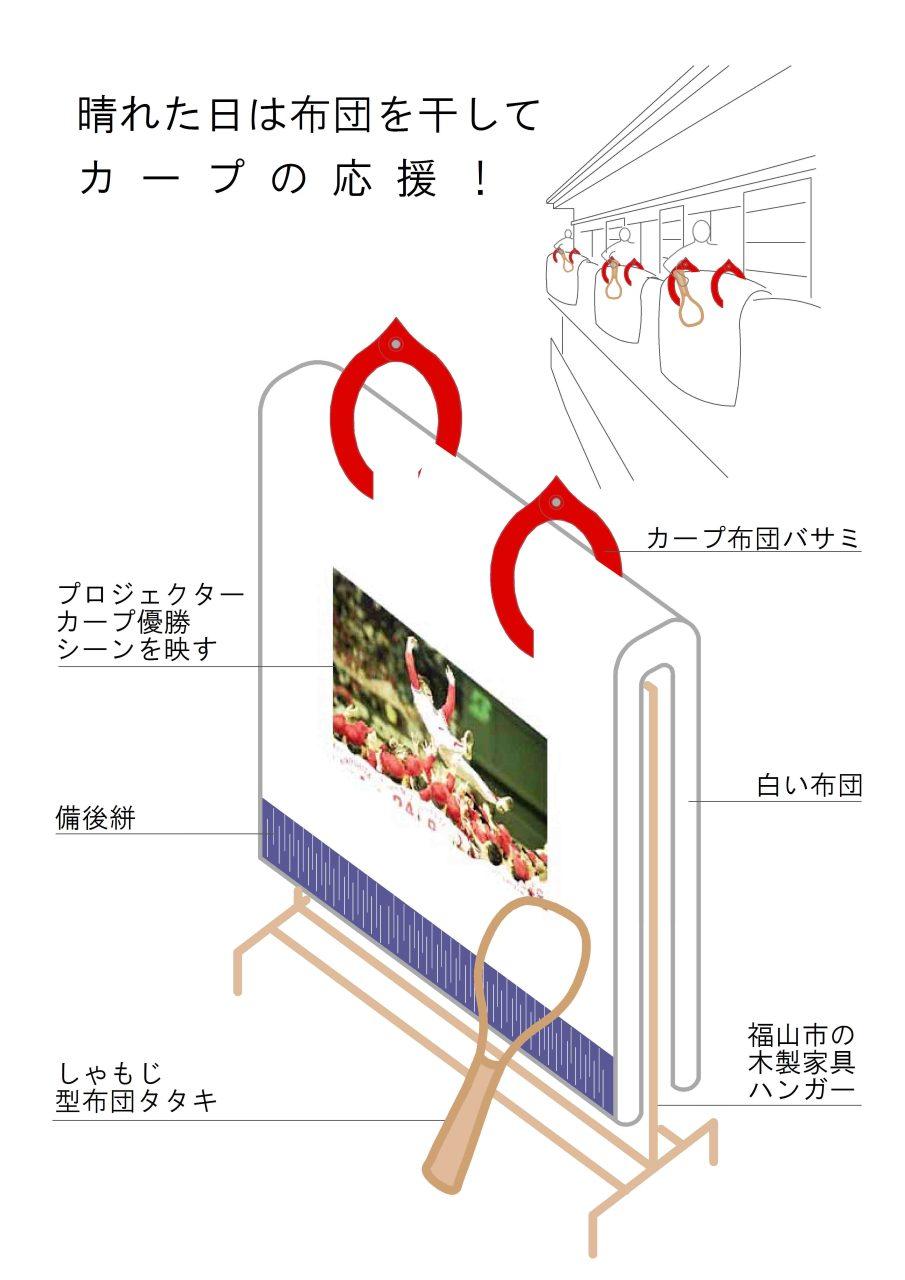 広島の応援1