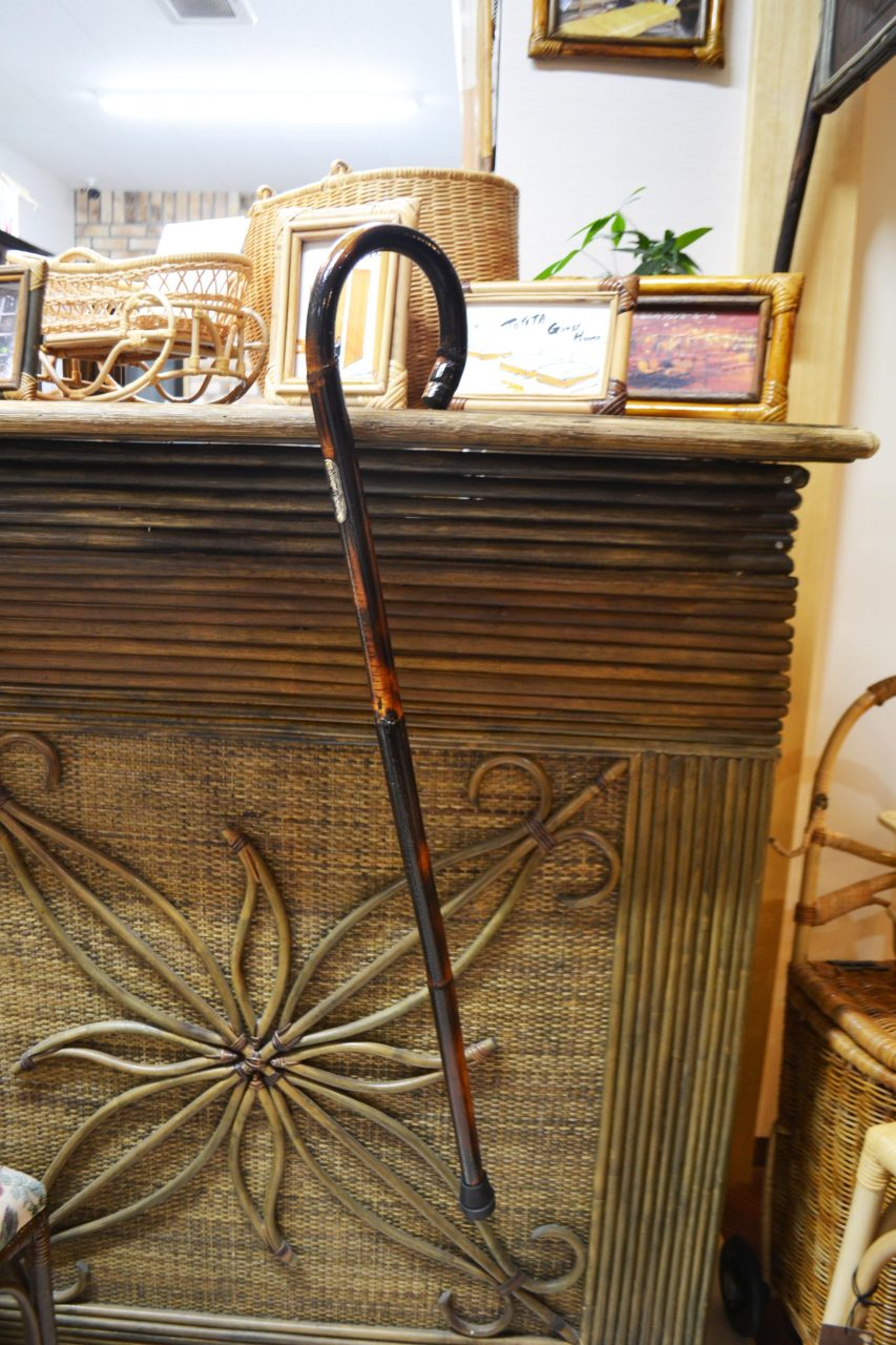 みうらラタン国産籐の杖