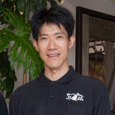 社長 三浦祥太郎