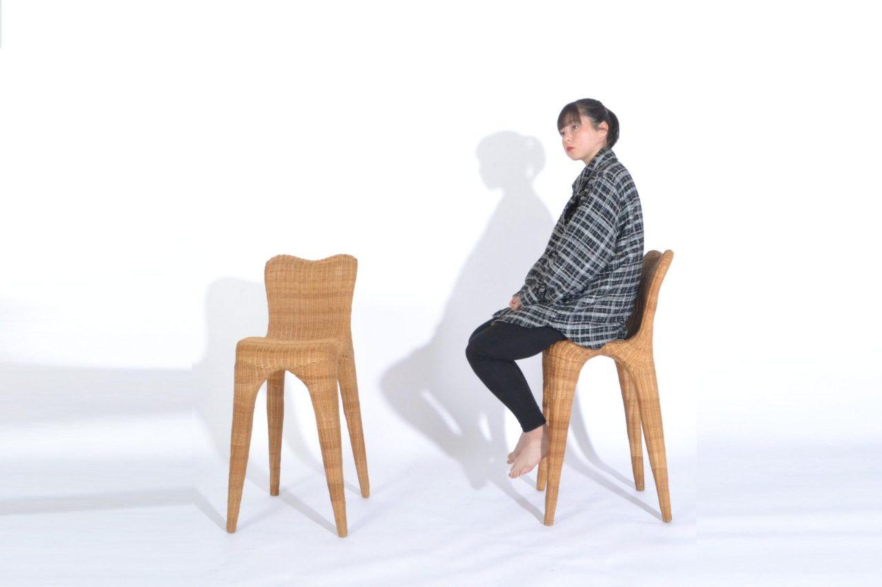 TO/High Chair 三浦明利デザイン・製作