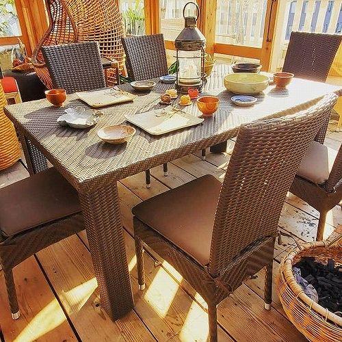 特集:庭を、テラスを、憩いの場に変える人工ラタン