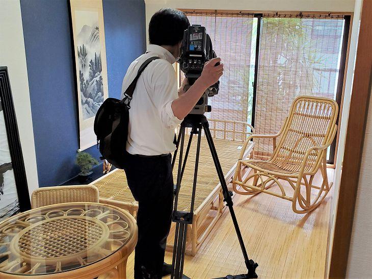 ちゅピCOM11ch「川島宏治のTHEひろしま・プラス1」みうらラタン取材風景